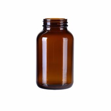 Factory price recyclable OEM custom design 20ml amber boston glass bottles