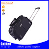 2015 men's new products trolley travel bag cheap wholesale roller duffel bag single aluminum pull rod luggage bag
