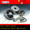 China hot sale high performance full set of auto brake parts for vw Golf