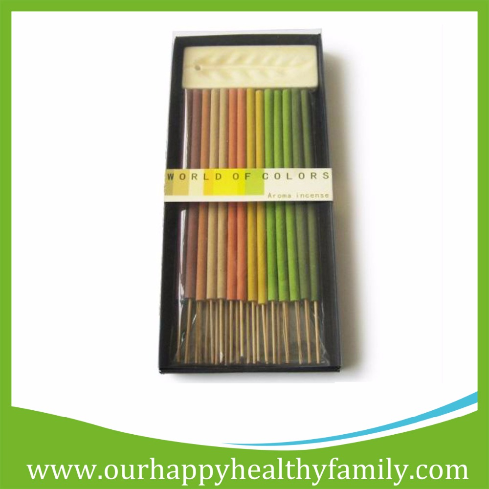 Citronella Scented Incense Sticks Set