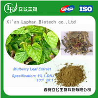 1-Deoxynojirimycin,Mulberry Leaf Extract 1-DNJ,Mulberry Extract