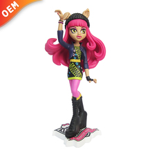 2017 hot styles wholesale educational toy promotion item pvc action figure