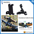Haoen Universal Bike Phone Mount Holder Fits for Any Smart Phones Bike Mount for iPhone for Samsung Galaxy