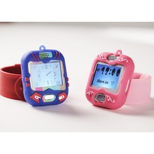 kids smart interactive watch, interacts with phone app and electronic pet