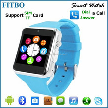 2016 Ultra Slim watch mobile phone wifi For Iphone 6 Samsung Galaxy S6