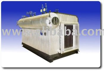 HIGH PRESSURE STEAM BOILER - ECKROHR BOILER