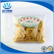 natural Elastic Rubber Band,Promotional Customized Latex rubber band for packaging and vegetable