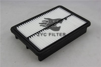 Hot sale auto parts AIR FILTER , white fabric OEM NO.28113-4H000