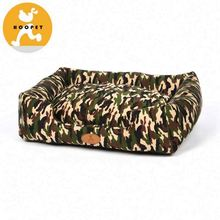 Luxurious Style Brown dog bed outdoor