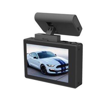 Newest Multi-function GS31 3.0 Inch OLED Touch Dash Cam With Dual Dash Cam Wifi