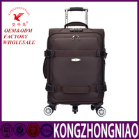 Fashion Business oxford Fabric Trolley Luggage Sets 2016,manufacturer supplier