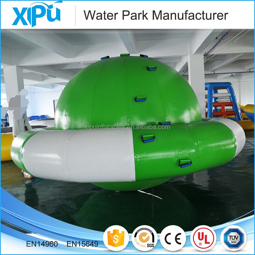 New large inflatable water pool toys for the lake