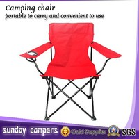 portable metal folding stool / camping chair with roof top tent