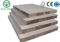 19mm 18mm Melamine faced blockboard/block board