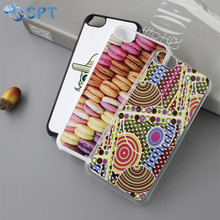 Blank customized 2D sublimation card insert phone case for Iphone 5C