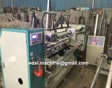 fully Computerized Paper Aluminum Foil Film Roll Slitting and Rewinding Machine for Film