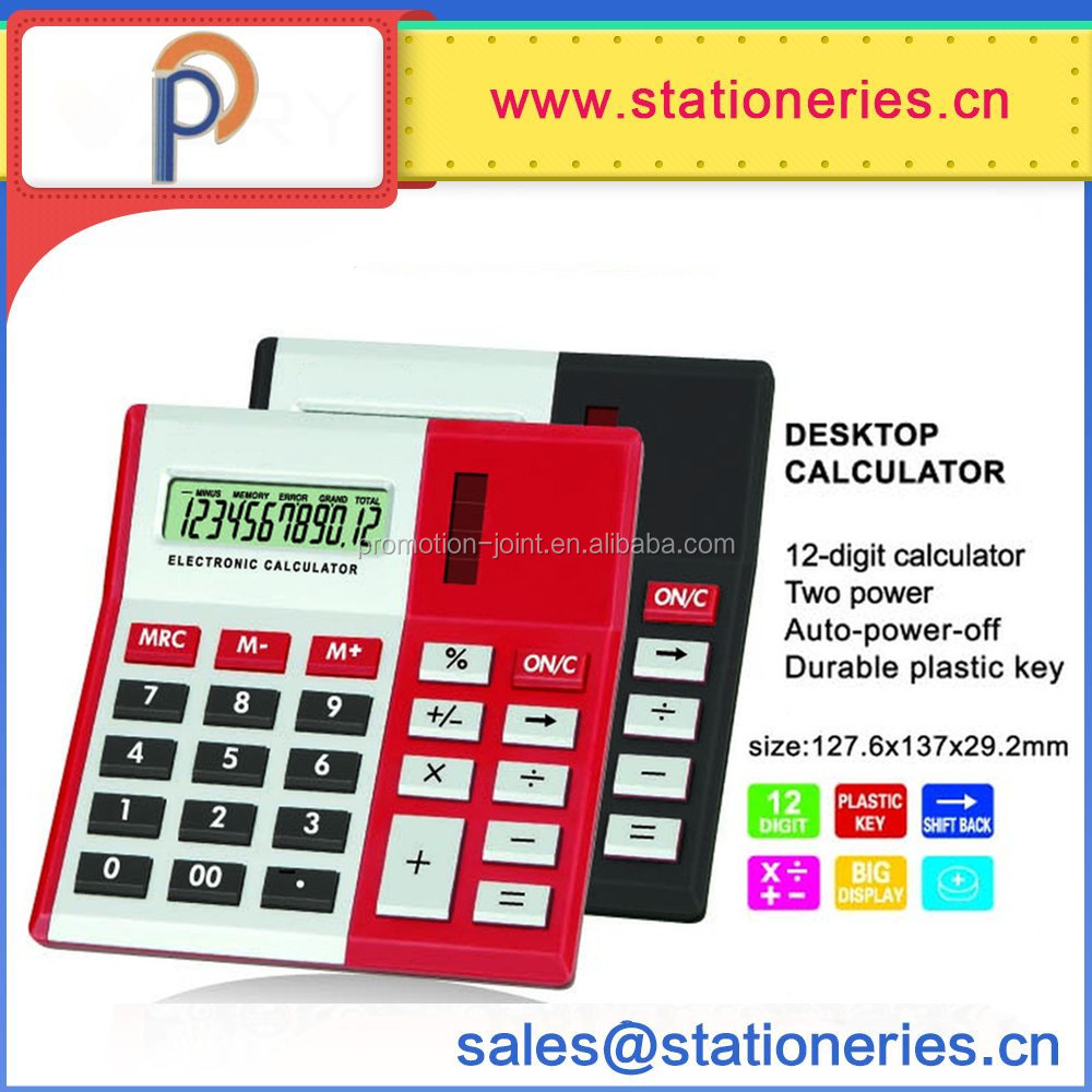 Office&School Electronic Calculator For Gift Promotion