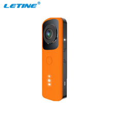 Panoramic Camera Action 360camera Mini Sports Dual Lens 360 degree Panoramic VR Camera with wifi action camera sport recorde