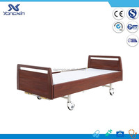 YXZ-C-007 Best Price TWO Cranks Manual care bed nursing hospital beds used home medical bed