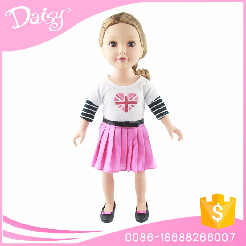 Wholesale 18 inch american girl baby blythe doll dress clothes