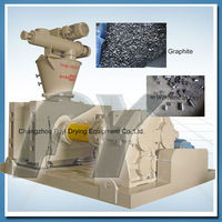 Milling machine of granulated electrode graphite