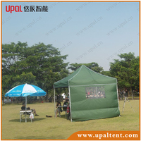 Wholesale folding steel frame PVC coated cover baby beach tent