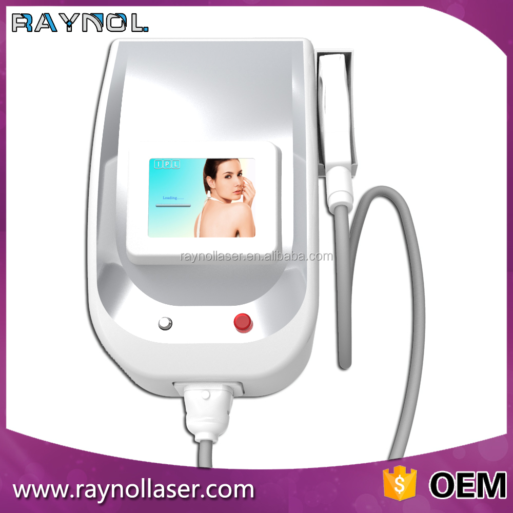 Top Selling IPL SHR Portable Machine Pore Removal
