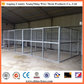 High Resistant Durable Horse Stable
