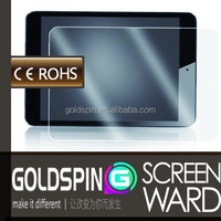 GOLDSPIN High Quality Clear Tempered Glass Screen Protector For iPad Mini 2