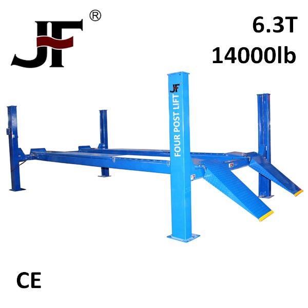 Double S Column quick lift car lift