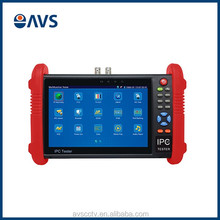 "Newest 7""Touch Screen 1080P HD TVI CVI AHD SDI IP Camera CCTV Tester"