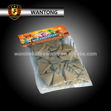 Chinese Traditional triangle firecrackers in two sizes