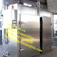 fish meat sausage smokehouse /dried beancurd smoking machine