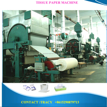2100mm information about describe the process of recycling paper,toliet paper production line from recycle paper