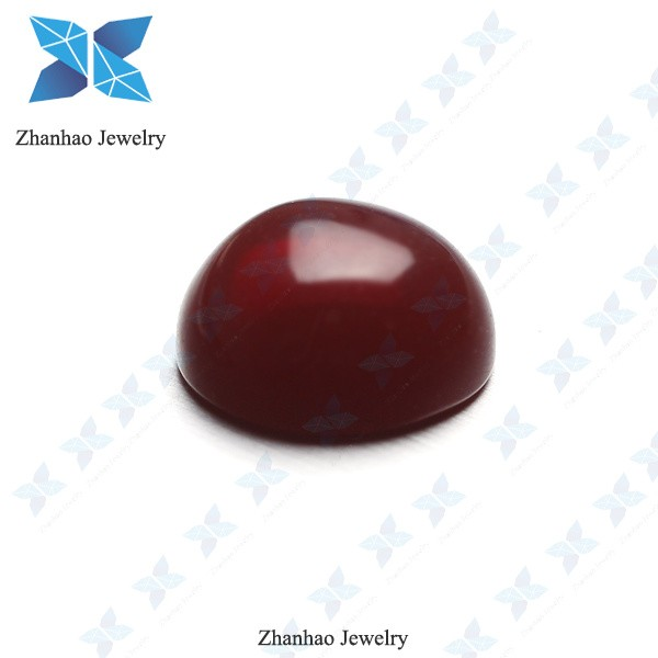 synthetic gems glass stones cabochon gems jewelry