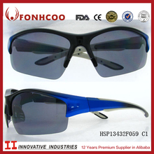 FONHCOO China Market Promotional Updated Specialized Half-Frame Sport Sunglasses