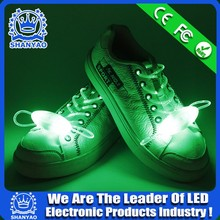 2016 Custom New LED Shoelace For Christmas Gift