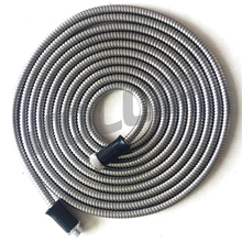 2017 Newest Garden Hose Metal Stainless Steel Water High Pressure Flexible Garden Hose