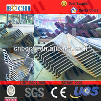 cold and hot rolled az sheet pile