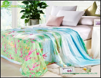 Best selling microfiber quilt, comfortable thin quilt, cool summer quilt GVNNJ0004