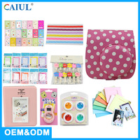 CAIUL wholesale Instant Camera Accessory Bundles Set for mini 8 camera