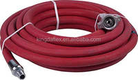 "3/4"" High Temperature High Pressure Resistant Steam Flexible Rubber Hose"