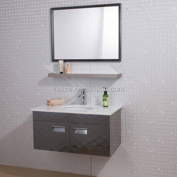 Spanish Bathroom Vanity With The Touch Lamp For House Furniture