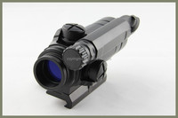 HD-6 M4 ACOG reticle red dot air gun scope rifle optic
