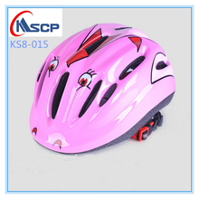 New cheap bike helmet safety soft cycling bicycle helmet headset Head Protect bicycle Sports kids bike helmet