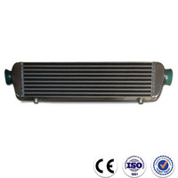 Heavy Truck part aluminum plate fin intercooler cooling system