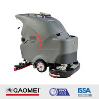 GM70BT Floor pavement cleaning washing scrubbing machine in China