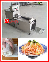 sheet jelly forming industrial liangpi machine price/ rice noodle making machine