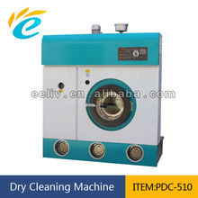 full closed cooling recycle system laundry used dry cleaning machine
