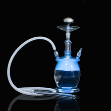 Best egypt cylinder chicha glass hookah shisha